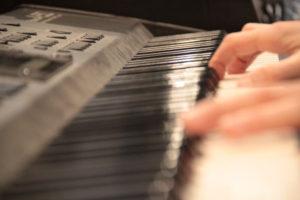 Enregistrement MIDI sur clavier